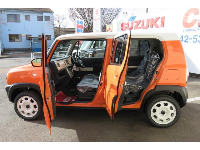 「スズキ」「ハスラー」「コンパクトカー」「東京都」の中古車23