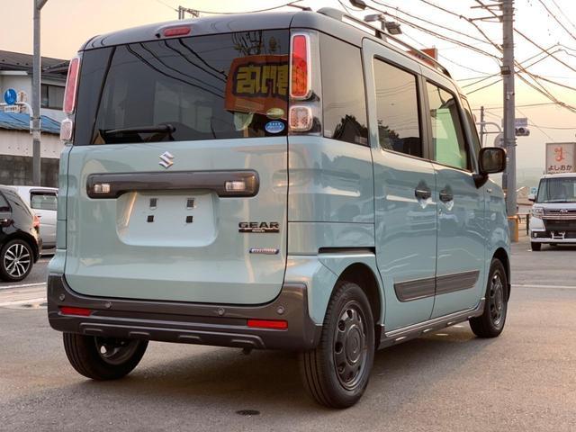 「スズキ」「スペーシアギア」「コンパクトカー」「東京都」の中古車9