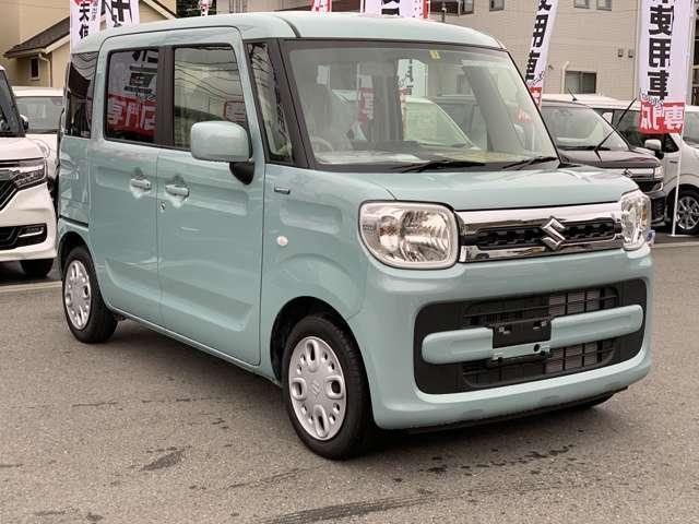 「スズキ」「スペーシア」「コンパクトカー」「東京都」の中古車7