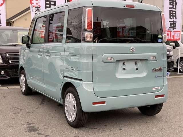 「スズキ」「スペーシア」「コンパクトカー」「東京都」の中古車10