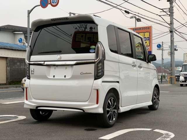 「ホンダ」「N-BOXカスタム」「コンパクトカー」「東京都」の中古車10