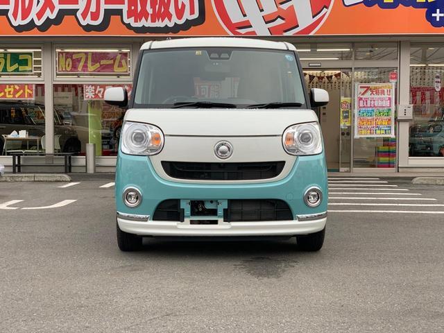 「ダイハツ」「ムーヴキャンバス」「コンパクトカー」「東京都」の中古車7