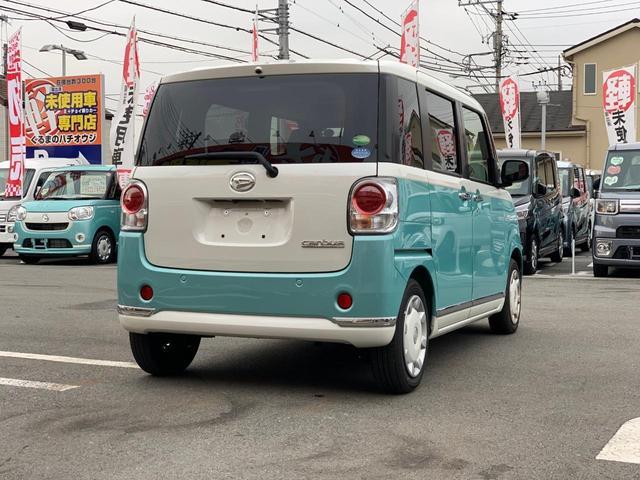 「ダイハツ」「ムーヴキャンバス」「コンパクトカー」「東京都」の中古車10