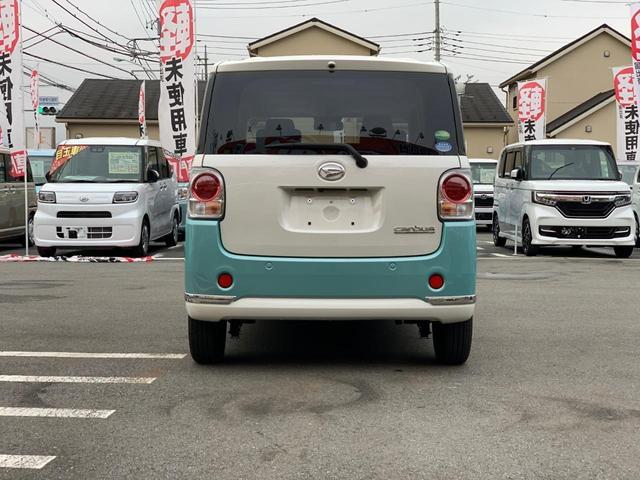 「ダイハツ」「ムーヴキャンバス」「コンパクトカー」「東京都」の中古車11