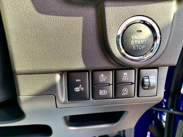 カスタム RS ハイパーリミテッドSAIII アイドリングストップ パワステ オートエアコン 衝突軽減ブレーキ ヒートシ-タ- 全方位カメラ ETC ドラレコ ナンバーフレーム付(20枚目)