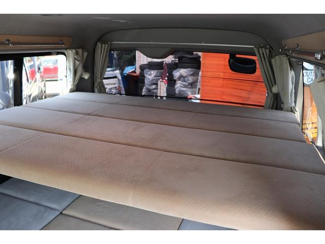 GL か―いんてりあ高橋製 リラックスワゴン タイプI シンク 冷蔵庫 べバスト製FFヒーター テレビ 地デジ マックスファン ツインサブ インバーター エアロ 網戸3枚 二段ベット ナビ Bカメラ ETC(7枚目)