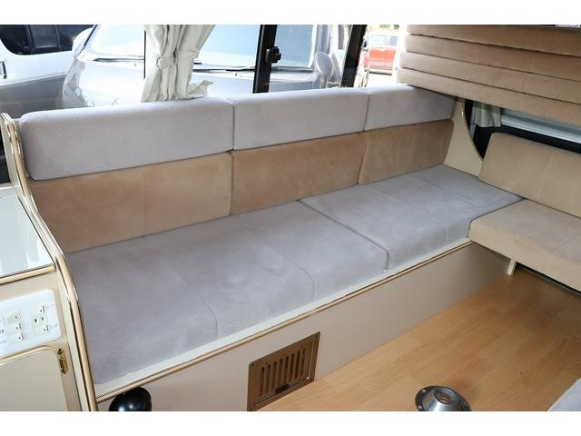 GL か―いんてりあ高橋製 リラックスワゴン タイプI シンク 冷蔵庫 べバスト製FFヒーター テレビ 地デジ マックスファン ツインサブ インバーター エアロ 網戸3枚 二段ベット ナビ Bカメラ ETC(20枚目)