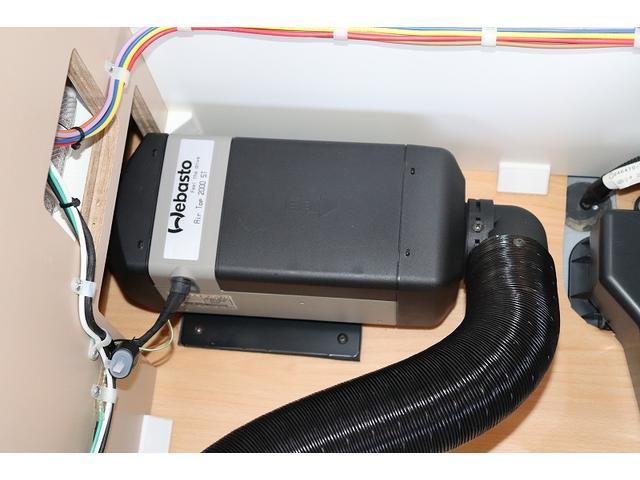 GL か―いんてりあ高橋製 リラックスワゴン タイプI シンク 冷蔵庫 べバスト製FFヒーター テレビ 地デジ マックスファン ツインサブ インバーター エアロ 網戸3枚 二段ベット ナビ Bカメラ ETC(32枚目)