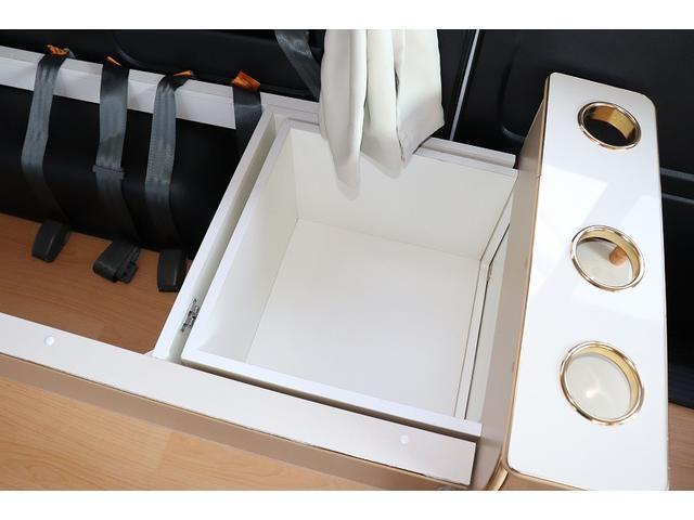 GL か―いんてりあ高橋製 リラックスワゴン タイプI シンク 冷蔵庫 べバスト製FFヒーター テレビ 地デジ マックスファン ツインサブ インバーター エアロ 網戸3枚 二段ベット ナビ Bカメラ ETC(34枚目)