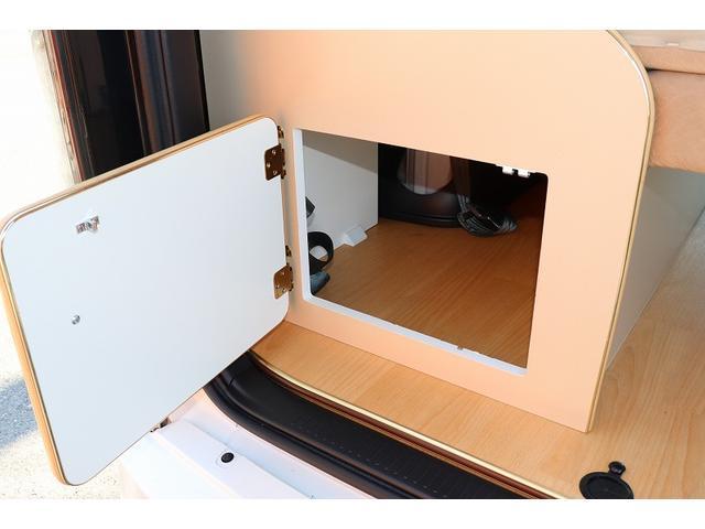 GL か―いんてりあ高橋製 リラックスワゴン タイプI シンク 冷蔵庫 べバスト製FFヒーター テレビ 地デジ マックスファン ツインサブ インバーター エアロ 網戸3枚 二段ベット ナビ Bカメラ ETC(38枚目)