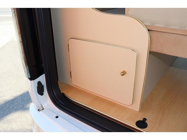 GL か―いんてりあ高橋製 リラックスワゴン タイプI シンク 冷蔵庫 べバスト製FFヒーター テレビ 地デジ マックスファン ツインサブ インバーター エアロ 網戸3枚 二段ベット ナビ Bカメラ ETC(39枚目)