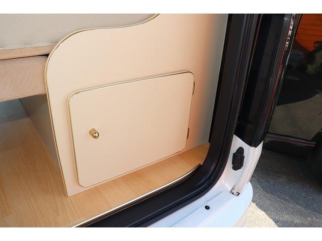 GL か―いんてりあ高橋製 リラックスワゴン タイプI シンク 冷蔵庫 べバスト製FFヒーター テレビ 地デジ マックスファン ツインサブ インバーター エアロ 網戸3枚 二段ベット ナビ Bカメラ ETC(41枚目)