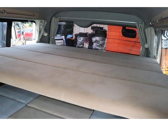 GL か―いんてりあ高橋製 リラックスワゴン タイプI シンク 冷蔵庫 べバスト製FFヒーター テレビ 地デジ マックスファン ツインサブ インバーター エアロ 網戸3枚 二段ベット ナビ Bカメラ ETC(72枚目)