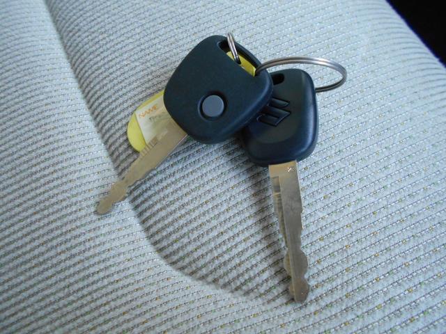 鍵の開錠・施錠が便利なキーレスキー