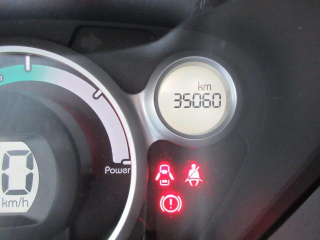 三菱 アイミーブ 16kwh 純正ナビTV LEDライト AW 充電コード