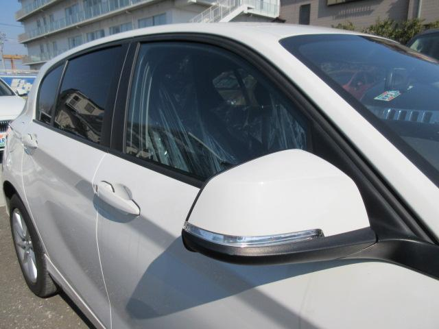 118iスタイル 禁煙車 本革 純正ナビ Bカメラ ETC(17枚目)