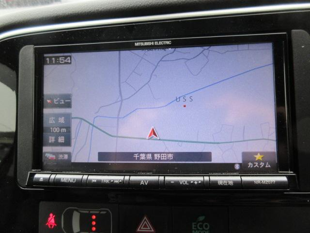 GセーフティP 4WD フルセグナビTV Bカメラ ドラレコ(4枚目)