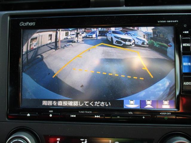 タイプR 純正ナビTV Bカメラ リアウィング ETC(5枚目)