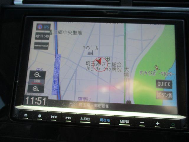 Gホンダセンシング 4WD 純正ナビTV Bカメラ ETC(4枚目)