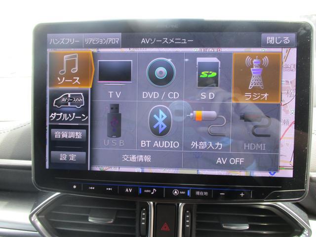 XDプロアクティブ 11型ナビTV 全周囲カメラ ドラレコ(6枚目)