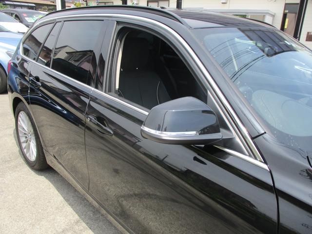 318iツーリング ラグジュアリー 本革シート 純正ナビ バックカメラ ドライブレコーダー ミラー型ETC パワーシート シートヒーター BTオーディオ ミュージックサーバー LEDライト(18枚目)