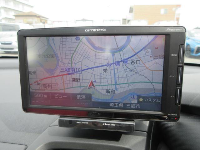 β 無限エアロ 無限AW ナビTV 6スピード 革調シートカバー ETC LEDヘッド スマートキー 新車記録簿(7枚目)