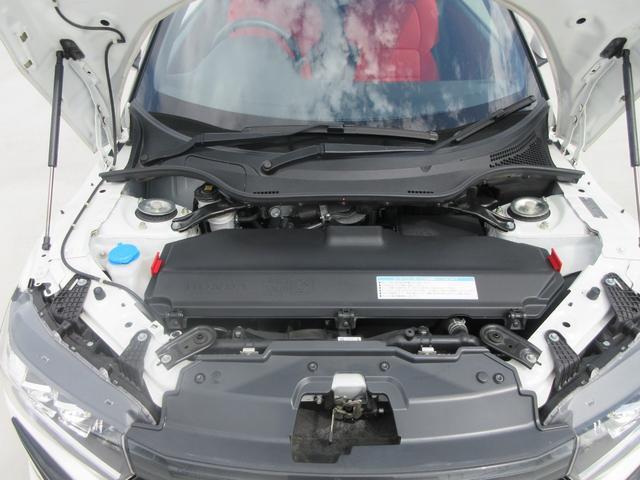 β 無限エアロ 無限AW ナビTV 6スピード 革調シートカバー ETC LEDヘッド スマートキー 新車記録簿(15枚目)