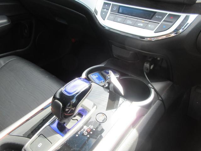 ハイブリッドX 本革シート ホンダセンシング フルセグ純正ナビTV サイド&バックモニター ETC ドライブレコーダー BTオーディオ パワーシート LEDヘッドライト(10枚目)