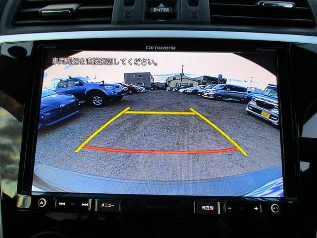 1.6GTアイサイト Sスタイル 4WD フルセグ純正ナビTV バックカメラ ETC BTオーディオ スマートキー パワーシート シートヒーター LEDヘッドライト(8枚目)