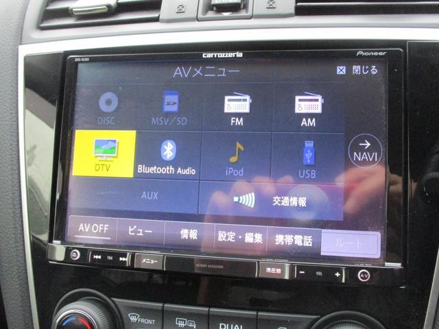 1.6GTアイサイト Sスタイル 4WD フルセグ純正ナビTV バックカメラ ETC BTオーディオ スマートキー パワーシート シートヒーター LEDヘッドライト(9枚目)