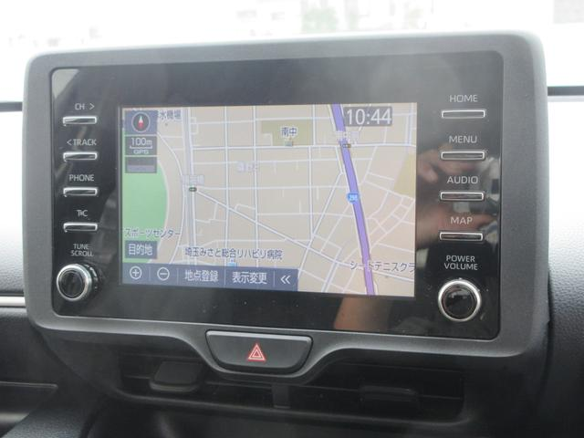 ハイブリッドX セーフティセンス フルセグ純正ナビTV BT接続 スマートキー 新車記録簿(4枚目)