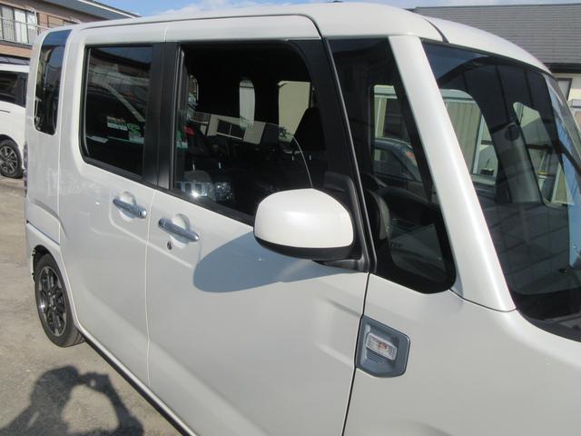 GターボSAIII スマアシIII フルセグナビTV バックモニター 両側自動ドア スマートキー LEDヘッドライト 純正AW ワンオーナー 新車記録簿(18枚目)