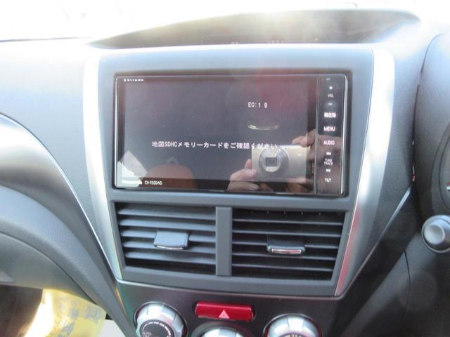 WRX STI Aライン 4WD 本革シート フルセグナビTV ETC ドラレコ スマートキー シートヒーター HIDライト 17インチAW(7枚目)
