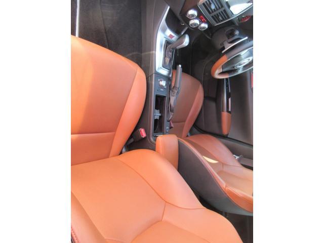 WRX STI Aライン 4WD 本革シート フルセグナビTV ETC ドラレコ スマートキー シートヒーター HIDライト 17インチAW(15枚目)