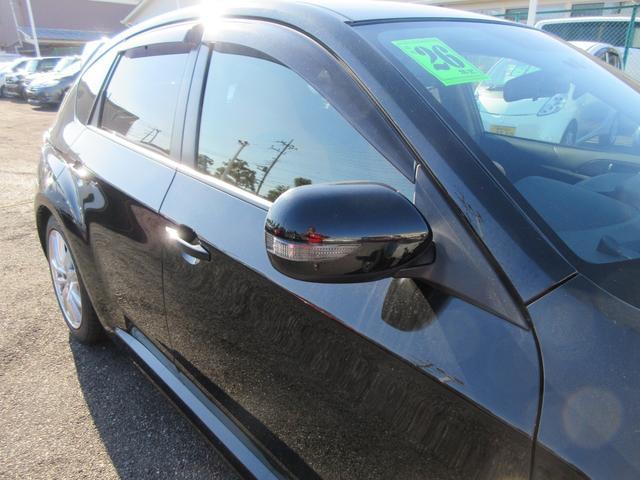 WRX STI Aライン 4WD 本革シート フルセグナビTV ETC ドラレコ スマートキー シートヒーター HIDライト 17インチAW(17枚目)