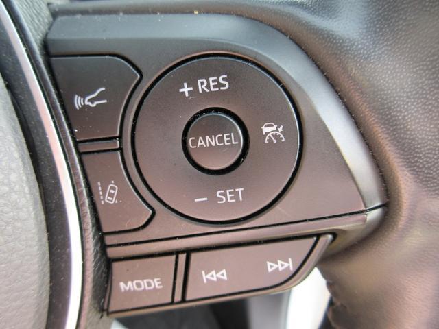 G 4WD 純正フルセグナビTV バックカメラ レザーシート シート&ハンドルヒーター クルーズコントロール プッシュスタート スマートキー エアロ付き(18枚目)
