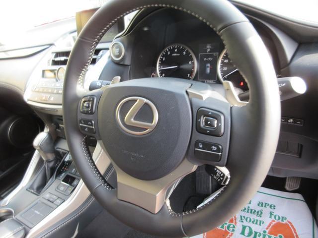 NX200t 純正ナビTV クルーズコントロール 両席パワーシート サイドモニター バックモニター LEDヘッドライト ETC(10枚目)