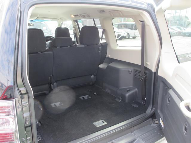ロング GR 禁煙車 ドライブレコーダー 社外SDカーナビ バックモニター Bluetooth ETC 7人乗り 背面タイヤ ハードカバー(13枚目)