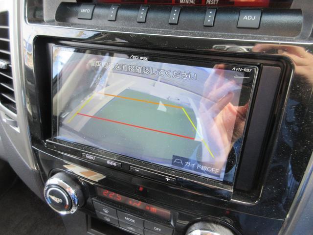 ロング GR 禁煙車 ドライブレコーダー 社外SDカーナビ バックモニター Bluetooth ETC 7人乗り 背面タイヤ ハードカバー(24枚目)