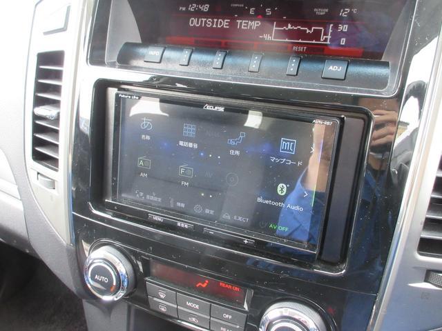 ロング GR 禁煙 イクリプスナビ バックカメラ ドライブレコーダー ETC ディスチャージヘッドライト(22枚目)
