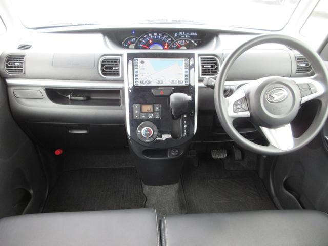 カスタムX トップエディションリミテッドSAIII 禁煙車 ナビ 両側パワースライドドア スマアシ3 シートヒーター LEDヘッドライトシステム サイドバイザー スマートキー プッシュスタート(13枚目)