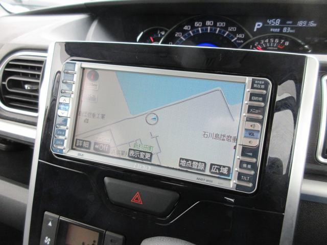 カスタムX トップエディションリミテッドSAIII 禁煙車 ナビ 両側パワースライドドア スマアシ3 シートヒーター LEDヘッドライトシステム サイドバイザー スマートキー プッシュスタート(17枚目)