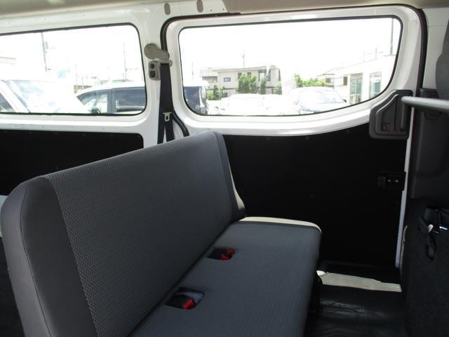 ロングDX 純正ナビゲーション バックモニター Bluetoothオーディオ ETC CD エマージェンシーブレーキ キーレスキー2個 ハロゲンヘッドライトシステム オートエアコン 6人乗り レンタカーアップ車(15枚目)