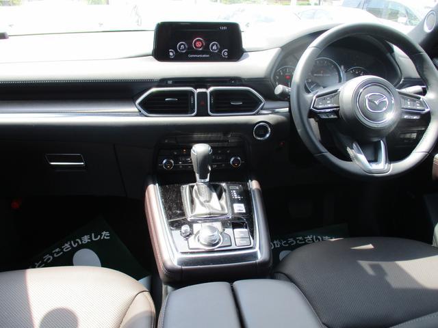 25T Lパッケージ 4WD 禁煙車 ワンオーナー 本革シート BOSEサウンドシステム フルセグ純正ナビTV DVDプレーヤー 360度カメラ ETC パワーリアゲート パワーシート 6人乗り LEDヘッドライトシステム(7枚目)