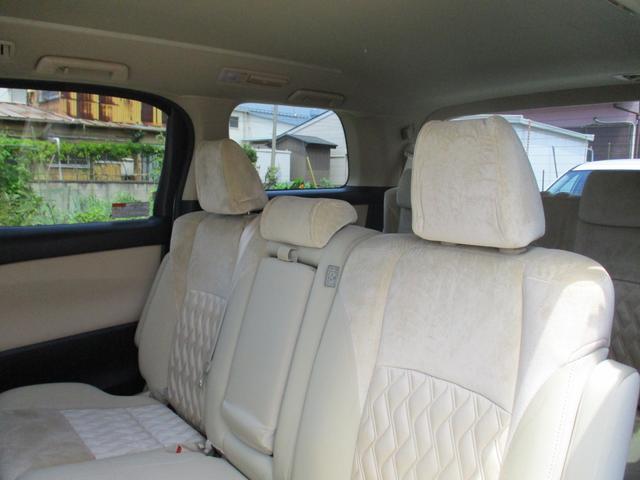 2.5X トヨタセーフティセンス 禁煙車 ナビ Bluetoothオーディオ パワースライドドア バックモニター LEDヘッドライトシステム ダブルエアコン フルフラット 8人乗り 3列シート(12枚目)