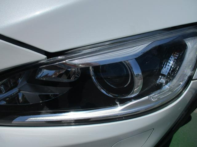 クロスカントリー T5 AWD 禁煙車 純正ナビフルセグTV バックカメラ ブルートゥース 白本革シート ETC パドルシフト HIDヘッドライトシステム ソナーセンサー(9枚目)