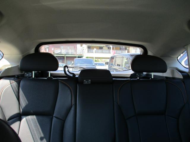 2.0i-L アイサイト ブラックレザーエディション4WD 外ナビDV バックカメラ サイドカメラ 本革シート パワーシート 4センサー スマートキー LEDヘッドライトシステム クルーズコントロール アイサイトVER3(27枚目)