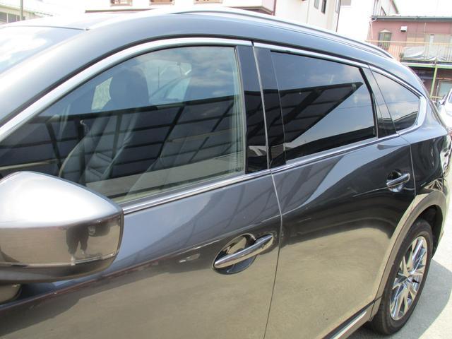 25S Lパッケージ 6人乗り 禁煙車 本革シート フルセグ純正ナビTV 360度カメラ ETC Bluetoothオーディオ CD DVDプレーヤー パワーバックドア ドライブレコーダー LEDヘッドライトシステム(11枚目)