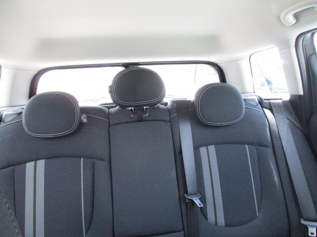 クーパーSD クラブマン 禁煙車 純正ナビフルセグTV Bluetooth ミラーETC クルーズコントロール リヤビューカメラ コンフォートアクセス LEDヘッドライトシステム リヤパークディスタンス 純正アルミホイール(27枚目)