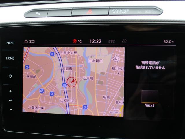 Rライン 4モーション 禁煙車 ワンオーナー 黒革シート フルセグ純正ナビTV 全周囲カメラ DVD CD Bluetooth パワートランク パワーシート スマートキー シートヒーター  スペアキー 4WD(28枚目)